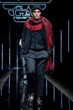 Emporio Armani Menswear Fall Winter 2019 Milan14