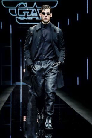 Emporio Armani Menswear Fall Winter 2019 Milan17