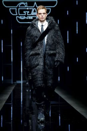 Emporio Armani Menswear Fall Winter 2019 Milan2