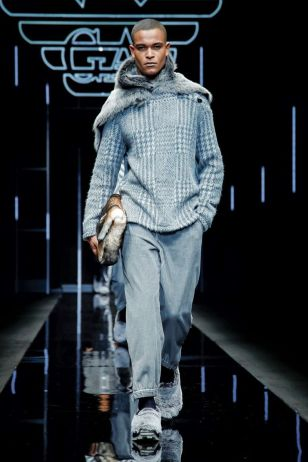 Emporio Armani Menswear Fall Winter 2019 Milan22