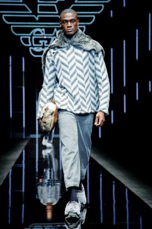 Emporio Armani Menswear Fall Winter 2019 Milan23