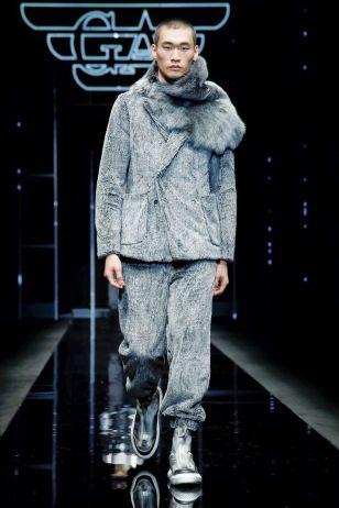 Emporio Armani Menswear Fall Winter 2019 Milan24