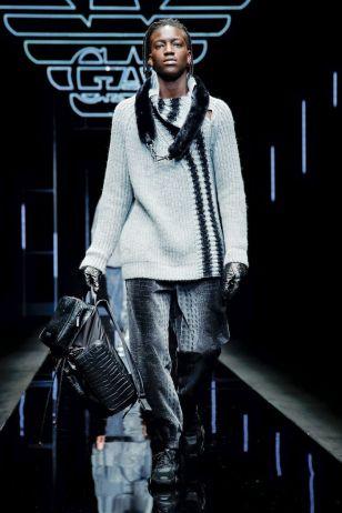 Emporio Armani Menswear Fall Winter 2019 Milan26