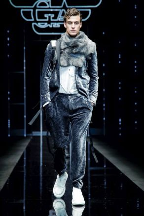 Emporio Armani Menswear Fall Winter 2019 Milan28