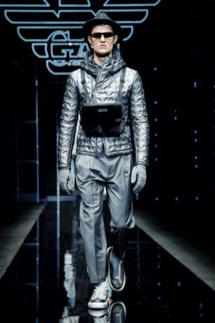 Emporio Armani Menswear Fall Winter 2019 Milan36