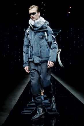 Emporio Armani Menswear Fall Winter 2019 Milan38