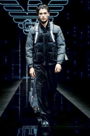 Emporio Armani Menswear Fall Winter 2019 Milan39