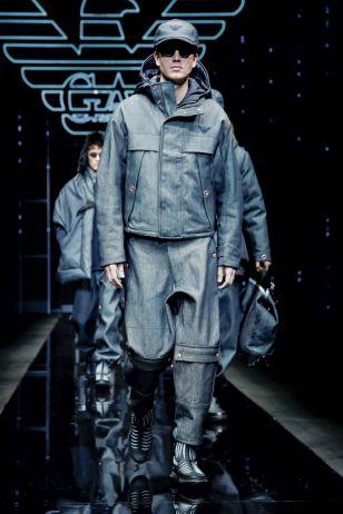 Emporio Armani Menswear Fall Winter 2019 Milan46