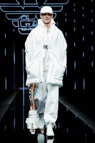 Emporio Armani Menswear Fall Winter 2019 Milan53