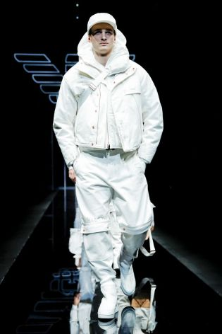 Emporio Armani Menswear Fall Winter 2019 Milan54