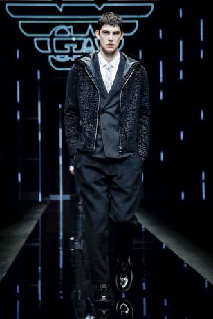 Emporio Armani Menswear Fall Winter 2019 Milan6