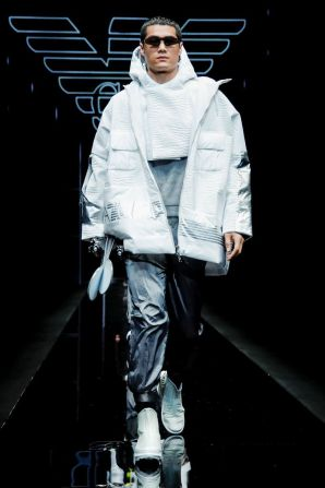 Emporio Armani Menswear Fall Winter 2019 Milan64