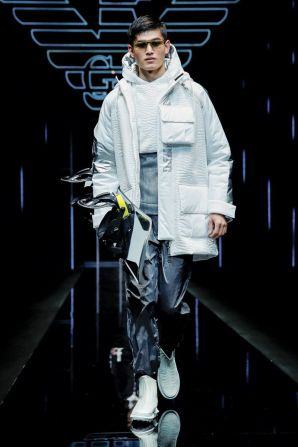 Emporio Armani Menswear Fall Winter 2019 Milan65