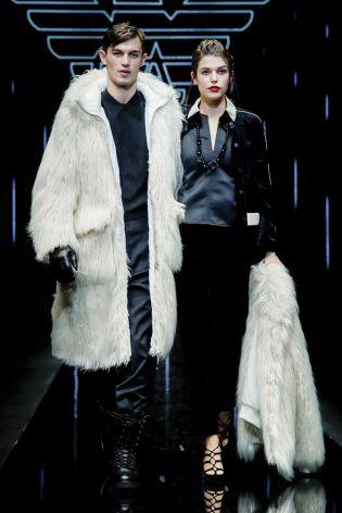 Emporio Armani Menswear Fall Winter 2019 Milan66