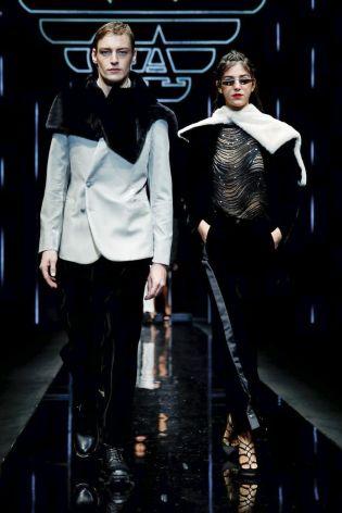 Emporio Armani Menswear Fall Winter 2019 Milan68