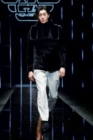 Emporio Armani Menswear Fall Winter 2019 Milan69