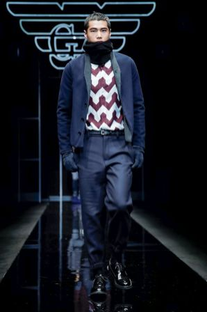 Emporio Armani Menswear Fall Winter 2019 Milan77