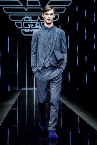 Emporio Armani Menswear Fall Winter 2019 Milan78