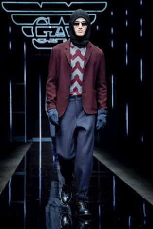 Emporio Armani Menswear Fall Winter 2019 Milan79