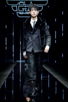 Emporio Armani Menswear Fall Winter 2019 Milan8