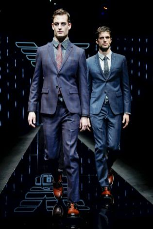 Emporio Armani Menswear Fall Winter 2019 Milan82