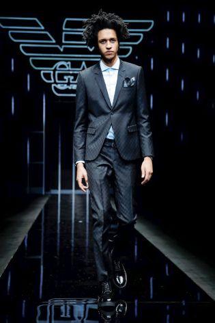 Emporio Armani Menswear Fall Winter 2019 Milan87