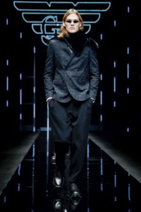Emporio Armani Menswear Fall Winter 2019 Milan9