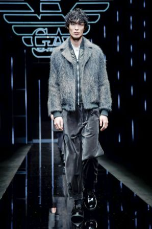Emporio Armani Menswear Fall Winter 2019 Milan94