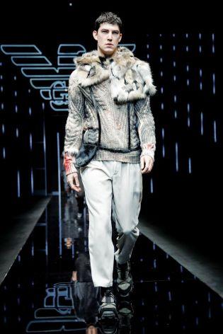 Emporio Armani Menswear Fall Winter 2019 Milan97