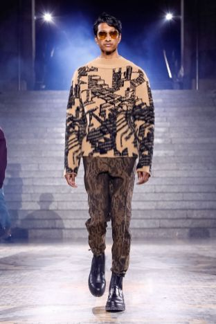 Ermenegildo Zegna XXX Menswear Fall Winter 2019 Milan20