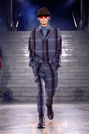 Ermenegildo Zegna XXX Menswear Fall Winter 2019 Milan25