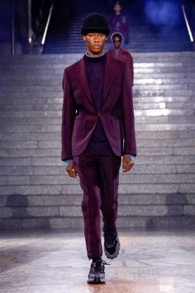 Ermenegildo Zegna XXX Menswear Fall Winter 2019 Milan3