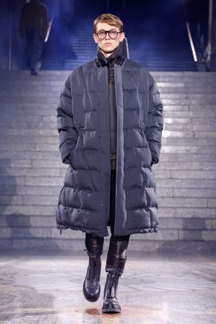 Ermenegildo Zegna XXX Menswear Fall Winter 2019 Milan34
