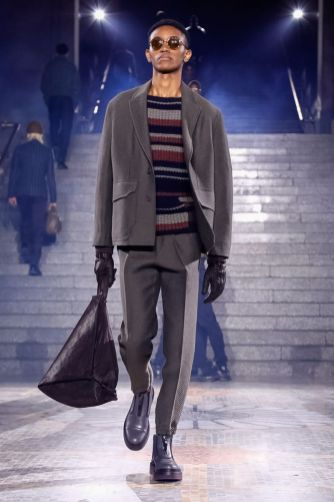 Ermenegildo Zegna XXX Menswear Fall Winter 2019 Milan37