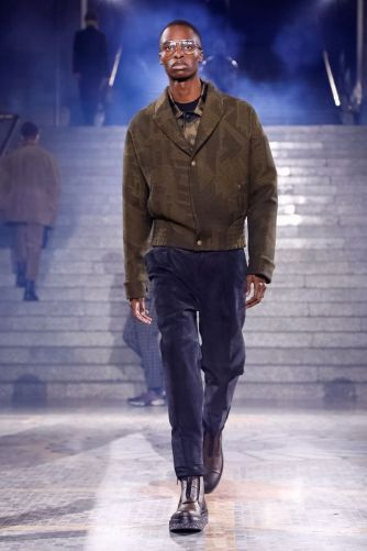 Ermenegildo Zegna XXX Menswear Fall Winter 2019 Milan39