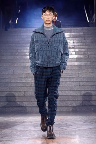 Ermenegildo Zegna XXX Menswear Fall Winter 2019 Milan45