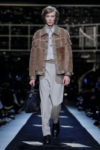 Fendi Menswear Fall Winter 2019 Milan1