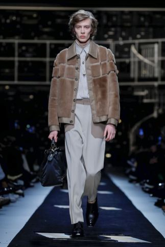 Fendi Menswear Fall Winter 2019 Milan1