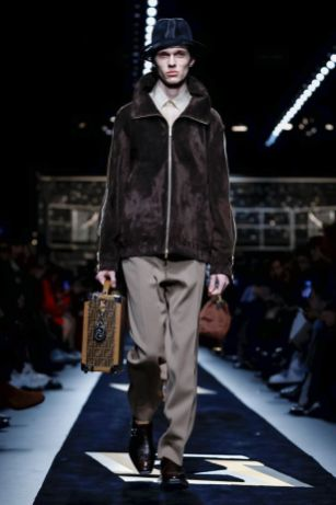 Fendi Menswear Fall Winter 2019 Milan14