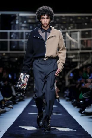Fendi Menswear Fall Winter 2019 Milan15