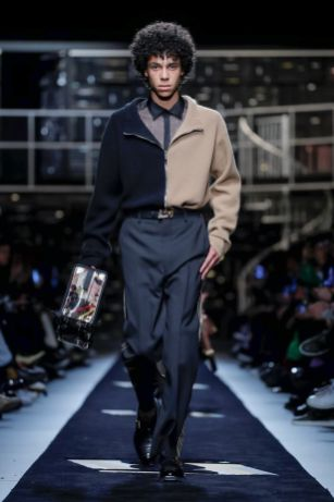 Fendi Menswear Fall Winter 2019 Milan15