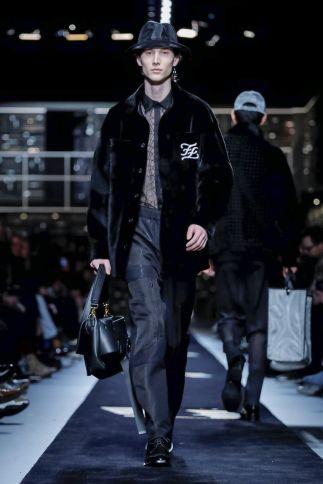 Fendi Menswear Fall Winter 2019 Milan55