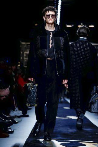 Fendi Menswear Fall Winter 2019 Milan58