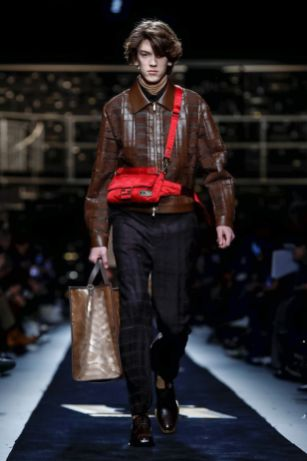 Fendi Menswear Fall Winter 2019 Milan6