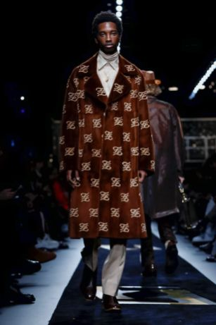 Fendi Menswear Fall Winter 2019 Milan8