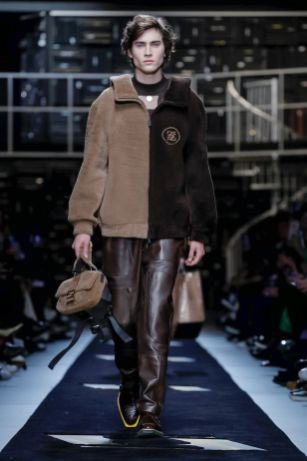 Fendi Menswear Fall Winter 2019 Milan9