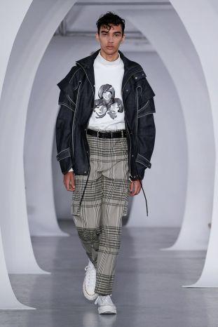 Feng Chen Wang Fall Winter 2019 London24
