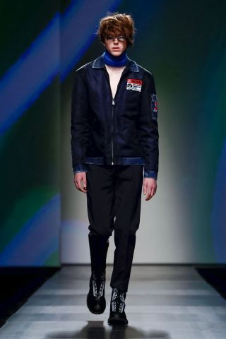 Frankie Morello Men & Women Fall Winter 2019 Milan30