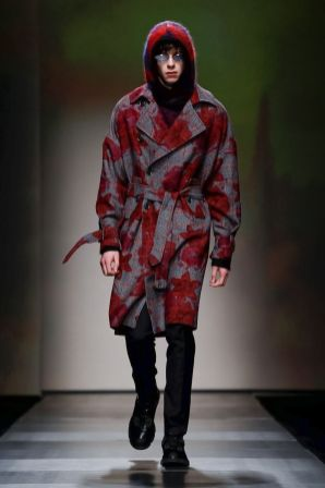 Frankie Morello Men & Women Fall Winter 2019 Milan5