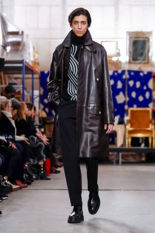 Hermes Menswear Fall Winter 2019 Paris22